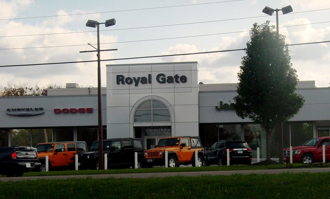 Royal Gate Dodge >> Nine Vehicles Stolen From Ellisville Dealership Newsmagazine Network